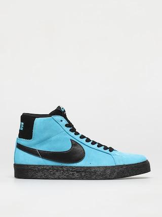 Buty Nike SB Zoom Blazer Mid (baltic blue/black baltic blue white)