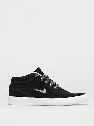 Buty Nike SB Zoom Stefan Janoski Mid Premium (black/glacier ice black summit white)