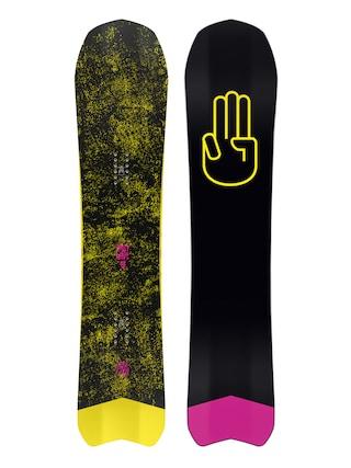 Deska snowboardowa Bataleon Party Wave (pink/black/yellow)