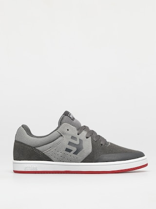 Buty Etnies Kids Marana JR (grey/light grey/red)