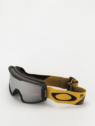 Gogle Oakley Line Miner XL (henrik harlaut sig blacknyello/prizm snow black)