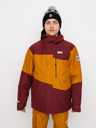 Kurtka snowboardowa Picture Styler (camel ketchup)