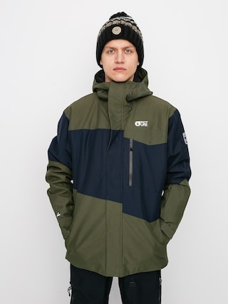 Kurtka snowboardowa Picture Styler (dark blue army green)