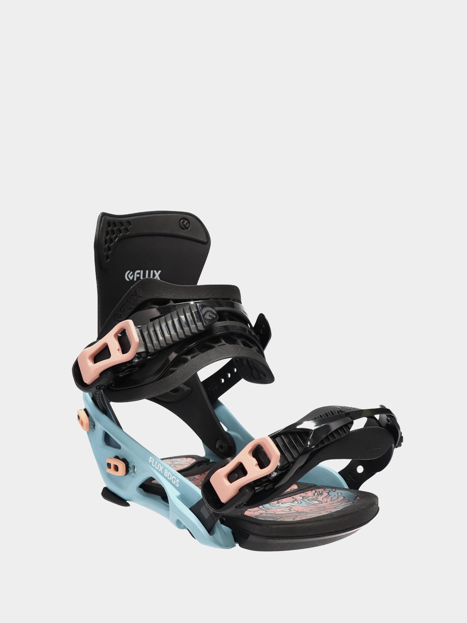 Wiu0105zania snowboardowe Flux DS (kenny)