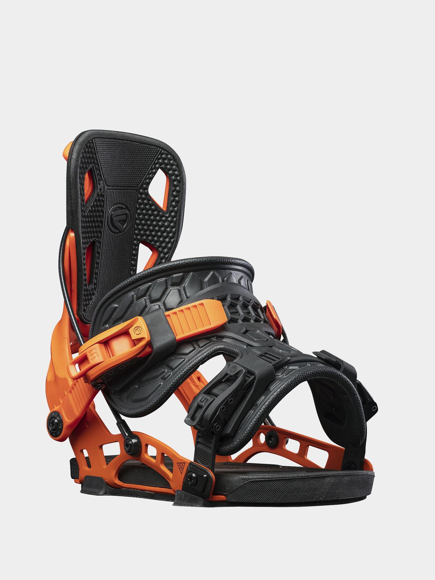 Wiu0105zania snowboardowe Flow Nx2 (orange)