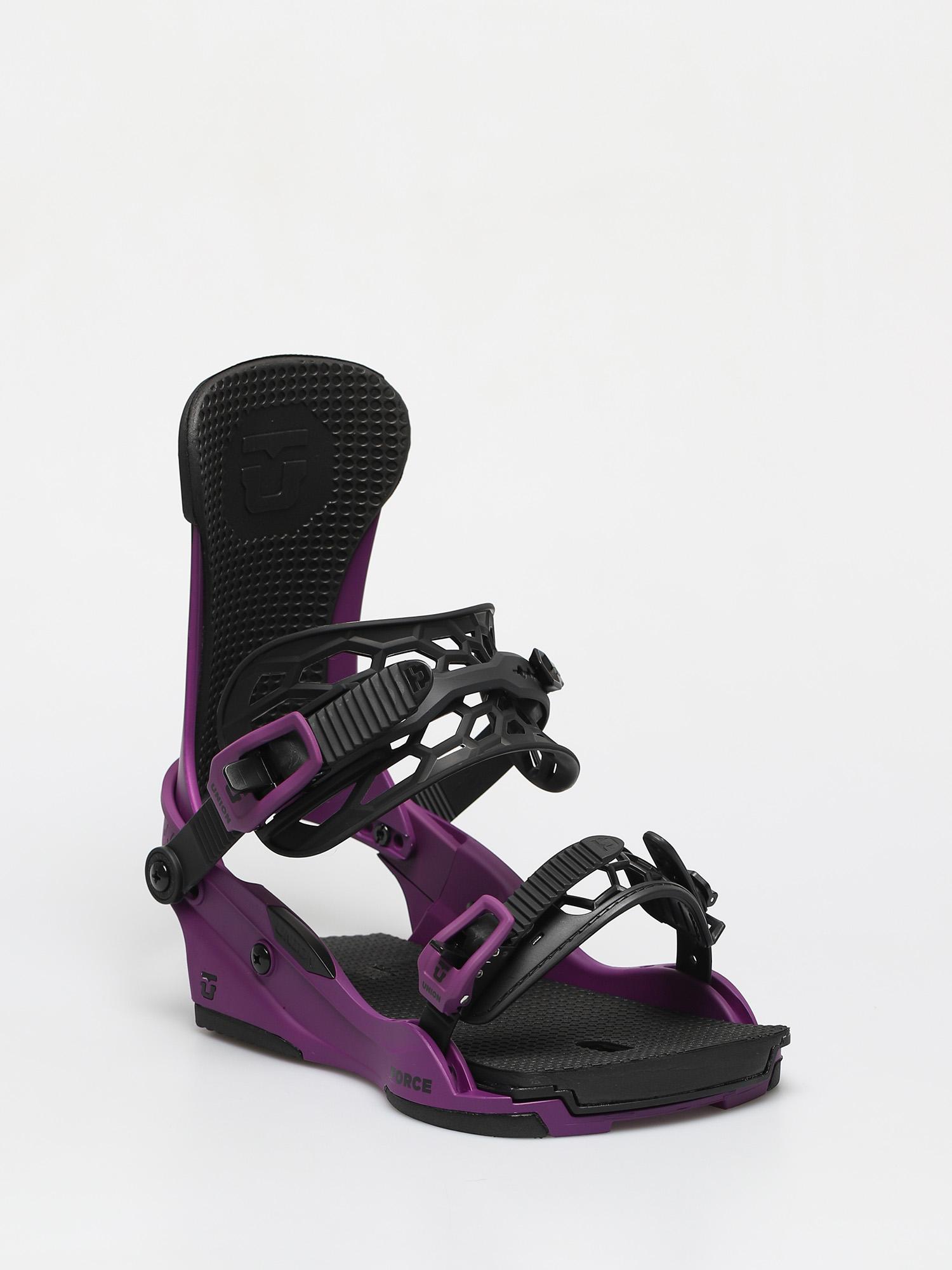 Wiu0105zania snowboardowe Union Force 5 Packs (purple)