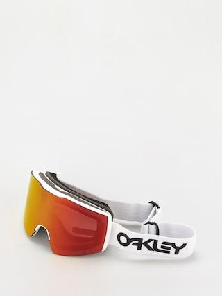 Gogle Oakley Fall Line XM (factory pilot white/prizm snow torch)