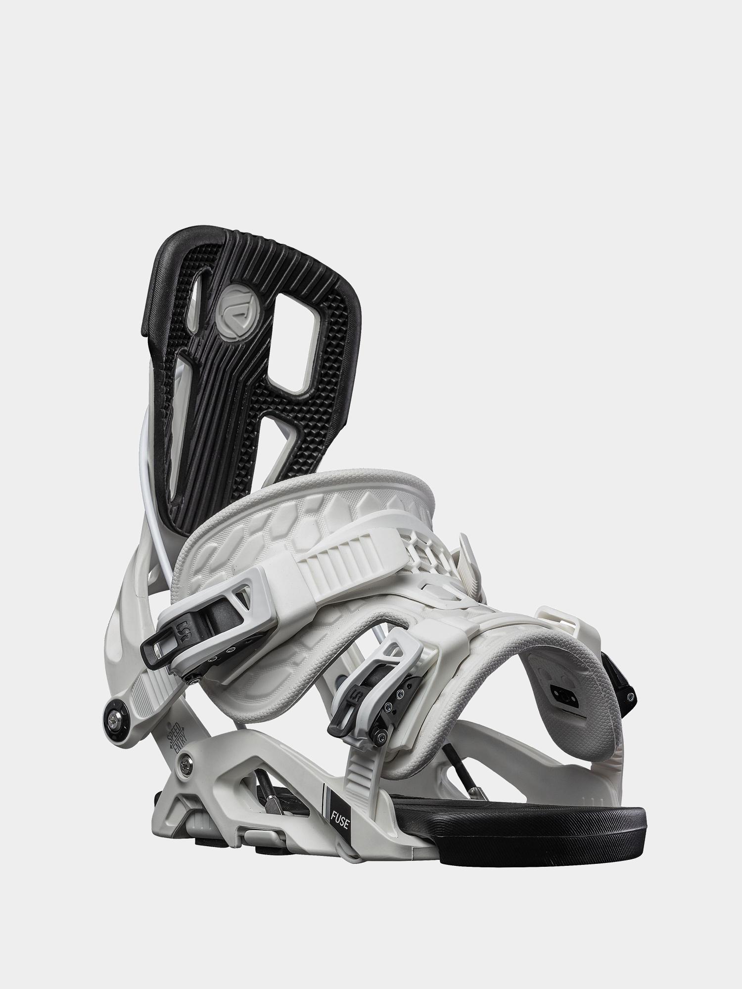 Wiązania snowboardowe Flow Fuse (stormtrooper)