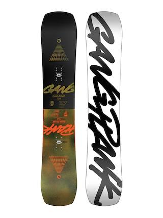 Deska snowboardowa Rome Gang Plank (white/black)