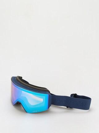 Gogle Dragon Rvx Otg (navy/ll flash blue/ll dark smoke)