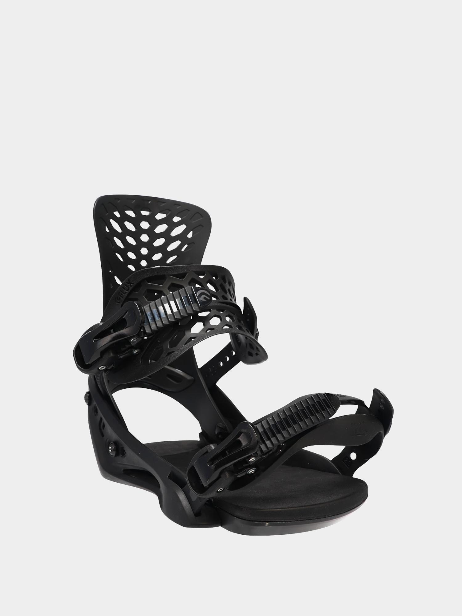 Wiązania snowboardowe Flux PR (black)