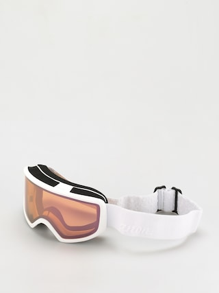 Gogle Anon Deringer Mfi Wmn (white/perceive cloudy pink)