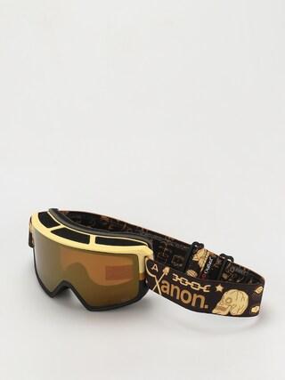 Gogle Anon M3 Mfi (sheridan/perceive sunny bronze)