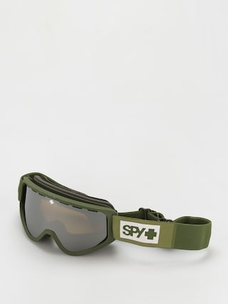 Gogle Spy Woot (colorblock olive  bronze w/siliver mirror persimmon)