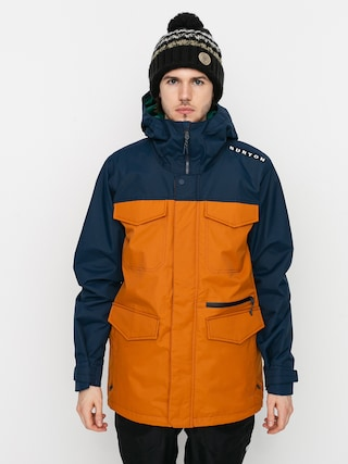 Kurtka snowboardowa Burton Covert (dress blue/true penny)
