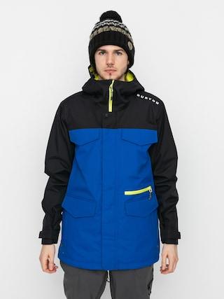 Kurtka snowboardowa Burton Covert (true black/lapis blue)