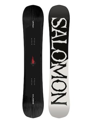 Deska snowboardowa Salomon Craft (black/white)