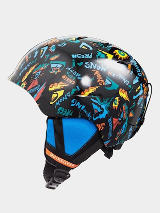 Kask Quiksilver Slush (true black ski fun)