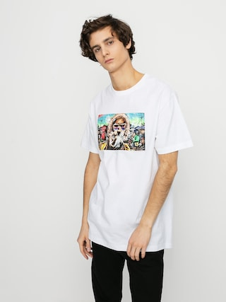 T-shirt DGK Irie (white)