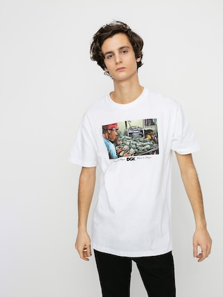 T-shirt DGK Math (white)