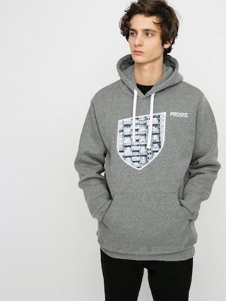 Bluza z kapturem Prosto Windov HD (grey)