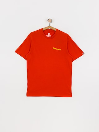 T-shirt Element Joint (red clay)