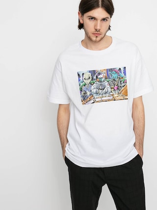 T-shirt DGK Game Night (white)