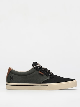 Buty Etnies Jameson 2 Eco (black/green/black)
