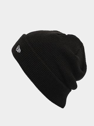 Czapka zimowa New Era Colour Waffle Knit (black)