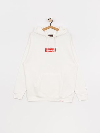 Bluza z kapturem Diamond Supply Co. Rosary Box Logo HD (white)