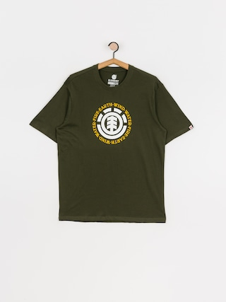T-shirt Element Seal (forest night)