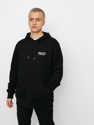 Bluza z kapturem Malita Fck Covid HD (black)