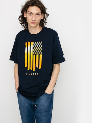 T-shirt Tabasko Flag (navy)