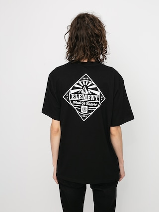 T-shirt Element Medwell (flint black)