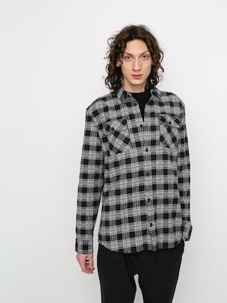 Koszula RVCA Thatll Work Flannel Ls (black)