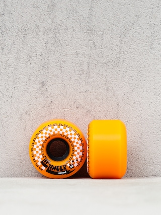 Ku00f3u0142ka Krooked Zip Zinger 80D (orange)