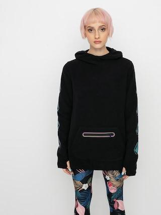 Bluza aktywna Volcom Polartec Mid HD Wmn (black)