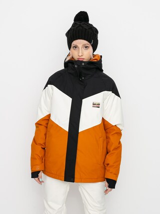 Kurtka snowboardowa Billabong Good Life Wmn (brown)