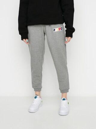 Spodnie Prosto Colorie Wmn (grey)