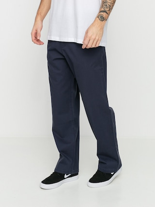 Spodnie Malita Chino Log Sl (navy)