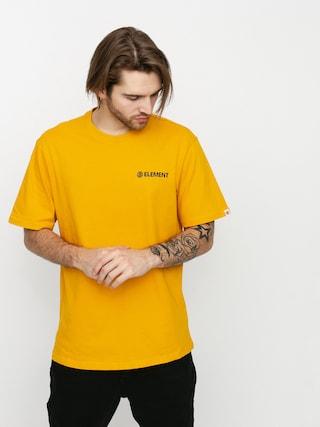 T-shirt Element Blazin Chest (old gold)