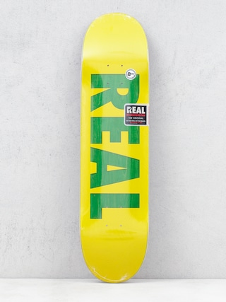 Deck Real Bold Series (yellow/green)