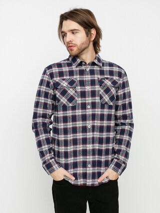 Koszula RVCA Thatll Work Flannel Ls (moody blue)