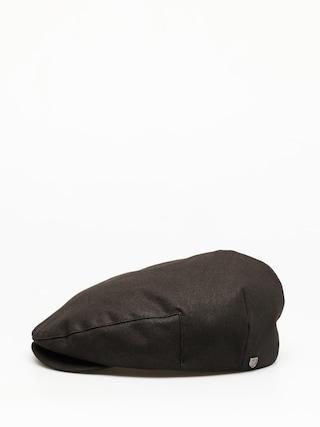 Kaszkiet Brixton Hooligan Reserve Snap Cap (washed black)