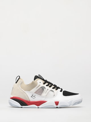 Buty eS Silo (white/black/red)