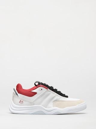 Buty eS Evant (white/black/red)