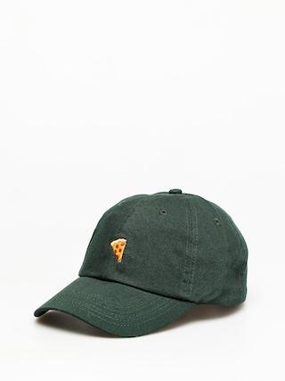 Czapka z daszkiem Pizza Skateboards Emoji ZD (green)