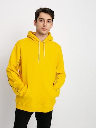 Bluza z kapturem Diamond Supply Co. Checkered Cross HD (yellow)