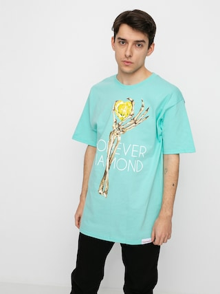 T-shirt Diamond Supply Co. Heart Of Tee (diamond blue)
