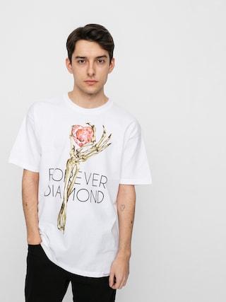 T-shirt Diamond Supply Co. Heart Of Tee (white)